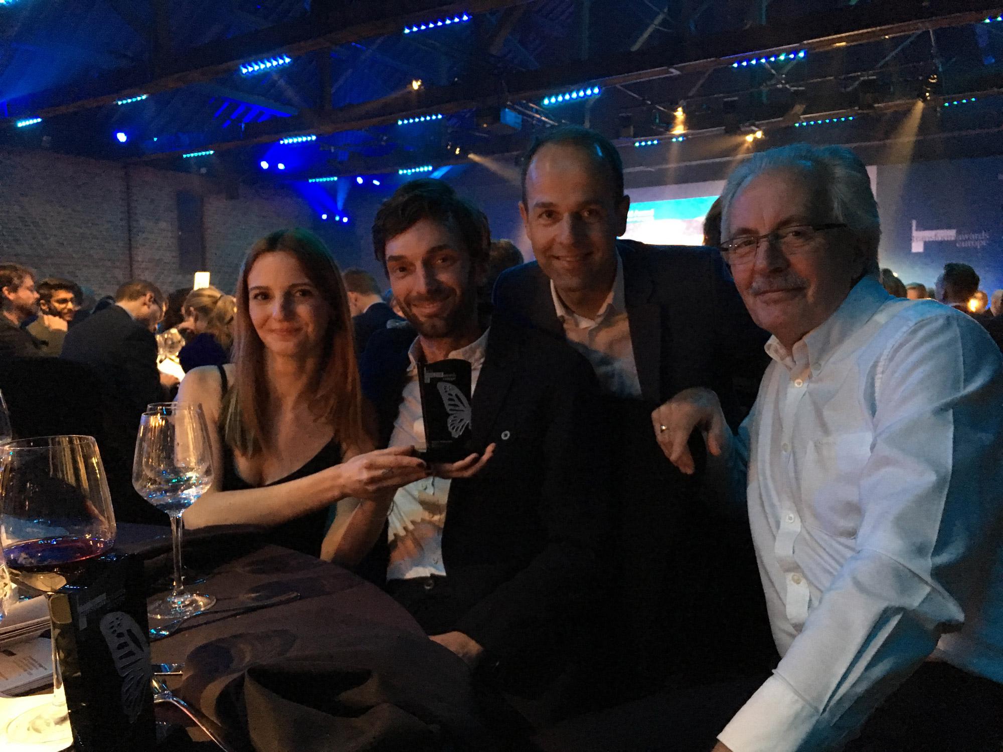 Success at the Transform Awards