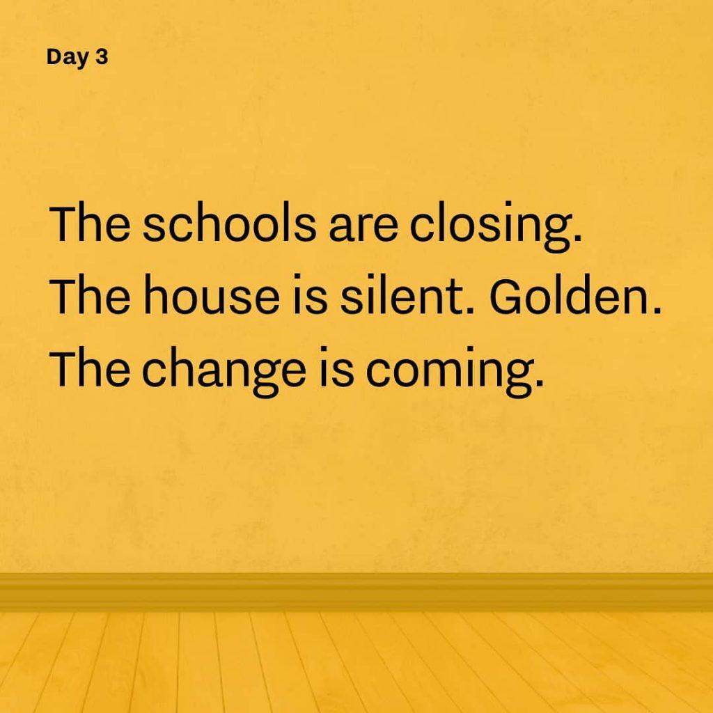 Haiku day 3