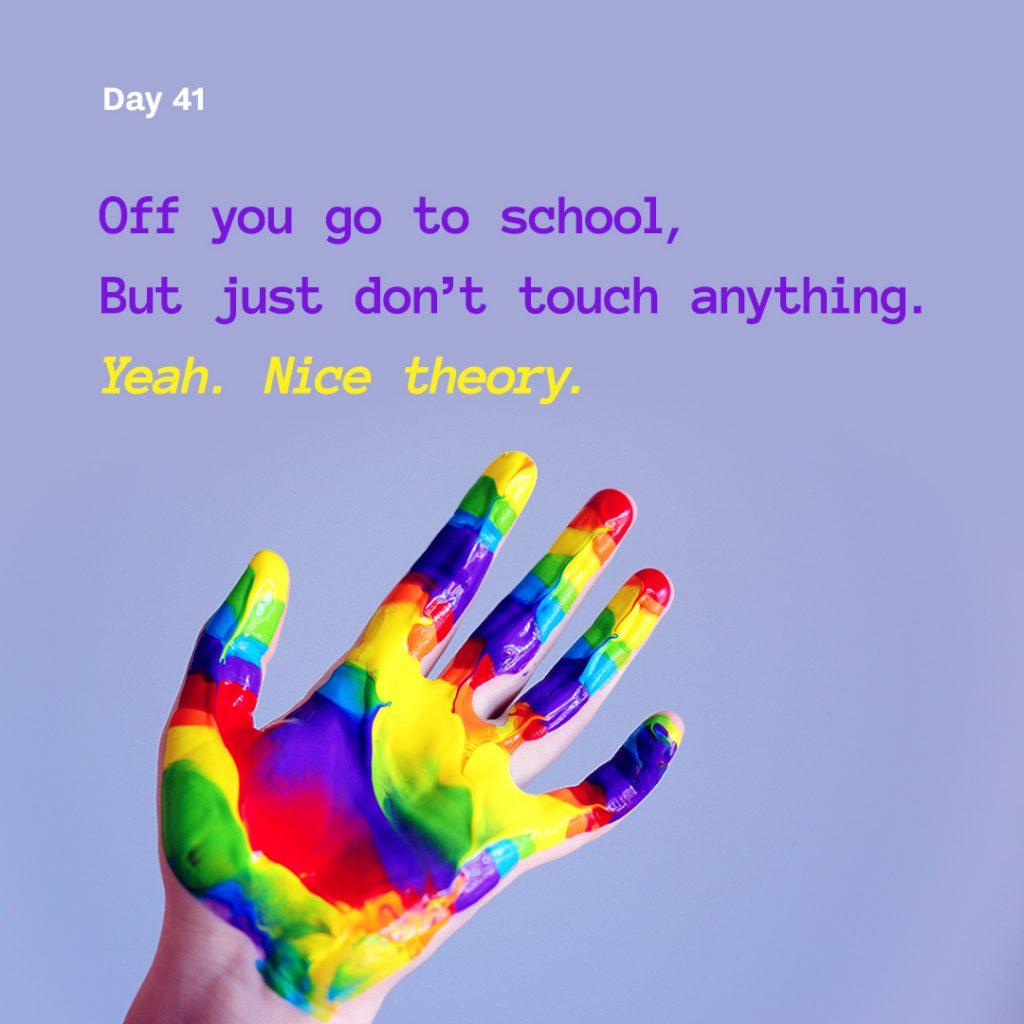 Haiku day 41