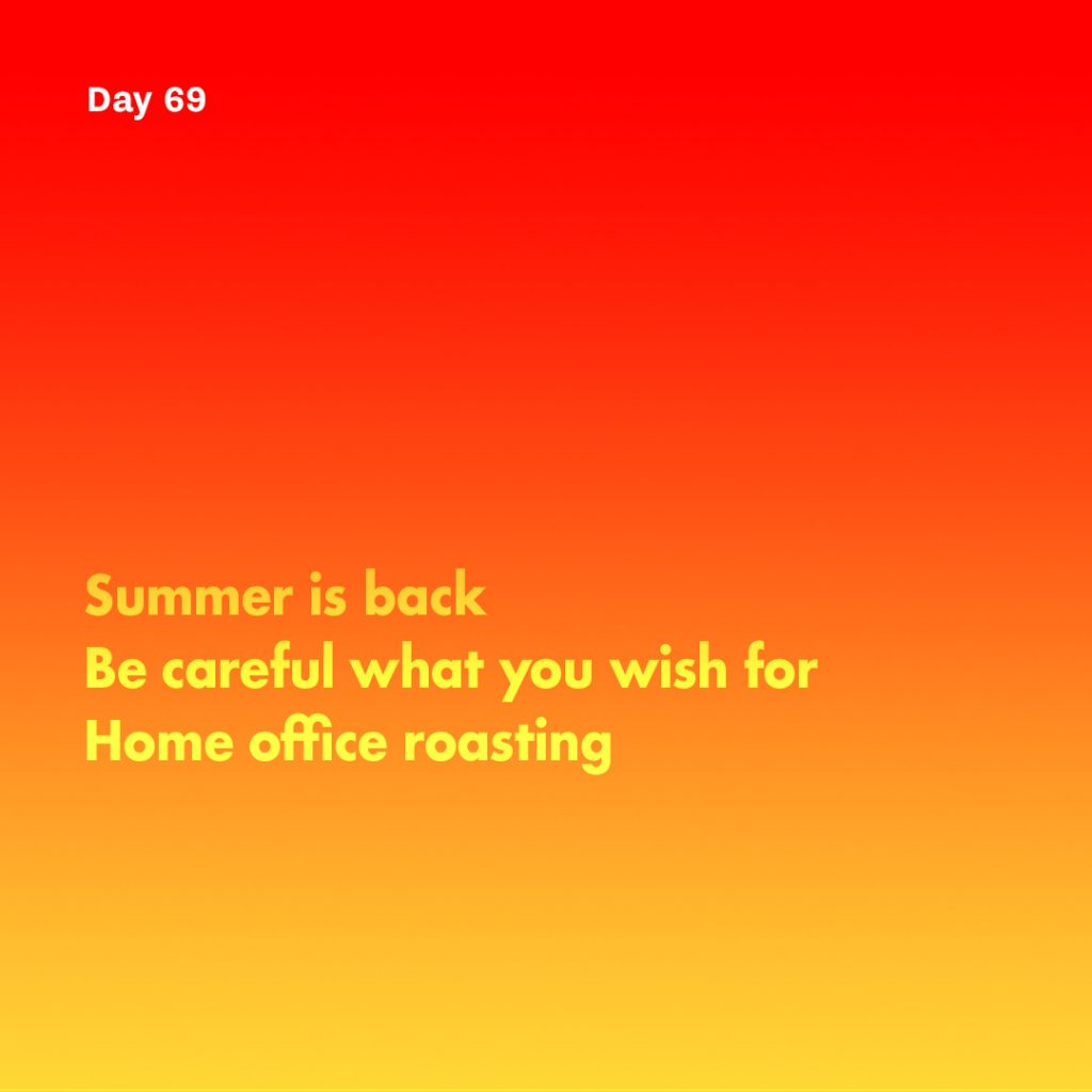 Haiku day 69