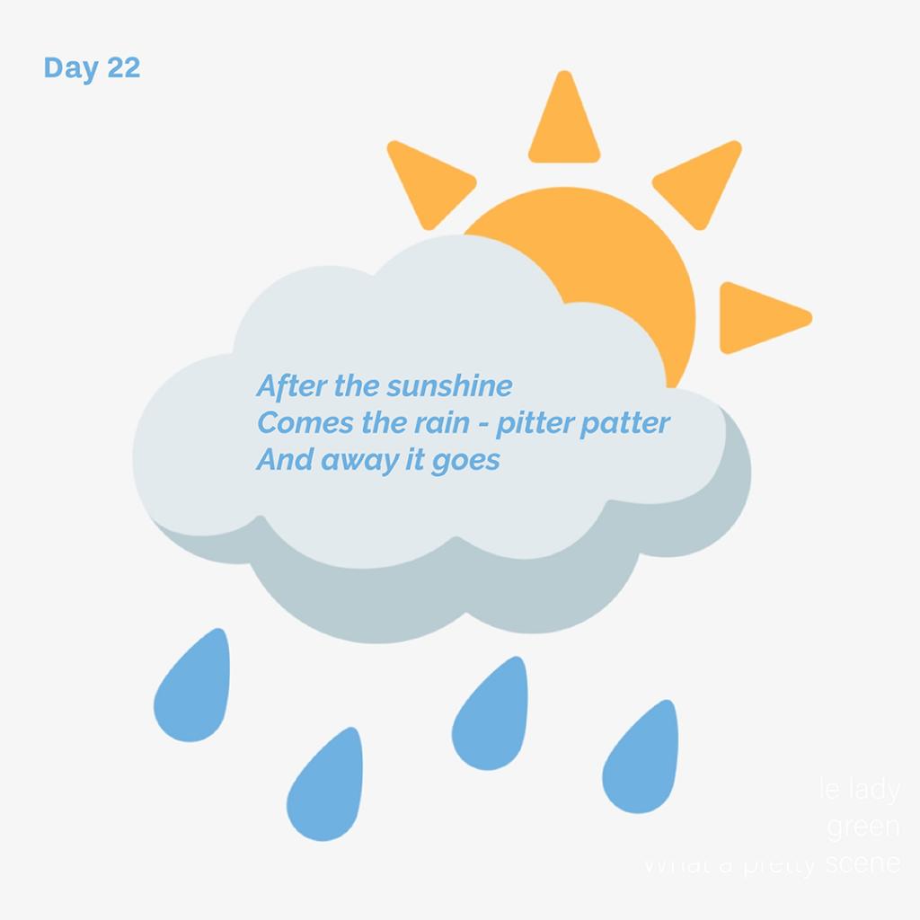 Haiku day 22