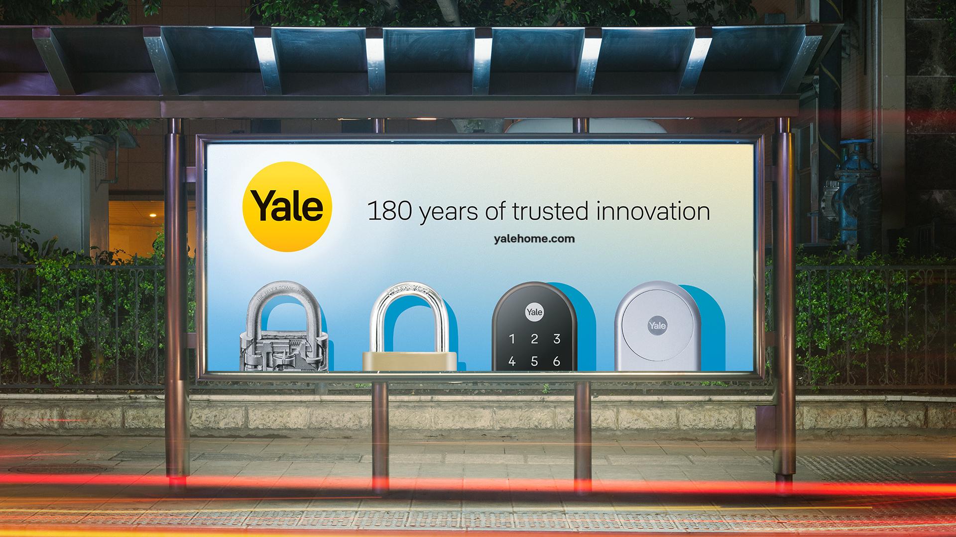 Yale billboard